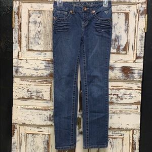Justice Jeans Straight Leg -10R